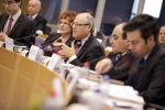 ECON Committee meeting, intervention of the Finance Minister of Malta.