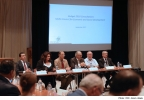 Minister for Finance Edward Scicluna meets social partners to discuss the MCESD submission of budget proposals. Minister for European Affairs and Helena Dalli and Parliamentary Secretary for EU Affairs Aaron Farrugia will also be present.- Aula Magna, University of Malta-11-9-2017