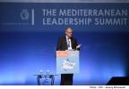 THE MEDITERRANEAN LEADERSHIP SUMMIT  APRIL 28th -29th 2016 ● HILTON MALTA, ST JULIAN'S Edward Scicluna, minister for finance, Malta